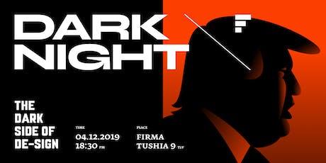 Dark Night tickets