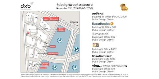 Design Week Treaure Hunt