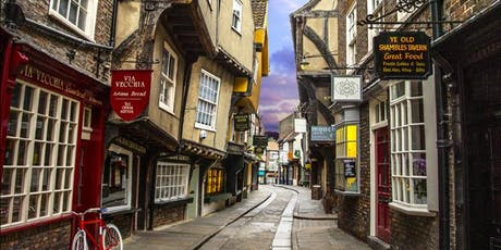 PGR Society Day Trip to York tickets