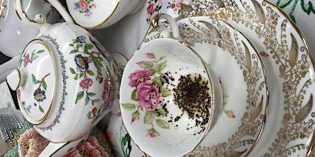 Tea Leaf Reading -  Afternoon Tea tickets