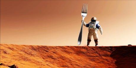Il cibo nello spazio: dalla conquista della luna alla conquista di Marte tickets