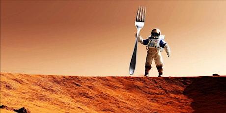 Il cibo nello spazio: dalla conquista della luna alla conquista di Marte biglietti