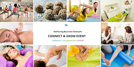 Wellbeing Business Network (WBN) - Connect & Grow Chorley (Lancashire) tickets