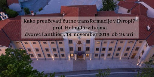 Znanstveni večer Univerze v novi Gorici