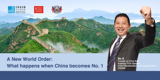 A New World Order: What happens when China becomes No.1