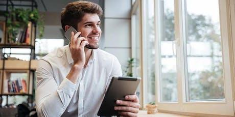 Come fare un telemarketing efficace per trovare nuovi clienti (Padova) biglietti