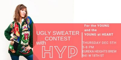 Ugly Sweater Contest with HYP