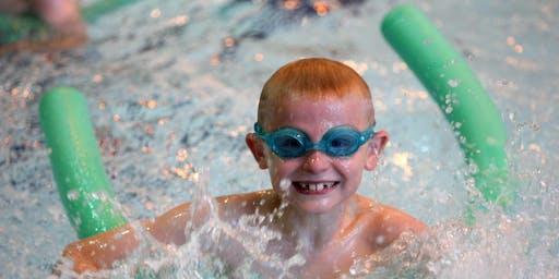 Free Swimming Partners Event : Digwyddiad Partneriaid Nofio Am Ddim