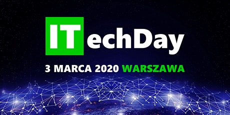 ITechDay 2020 tickets