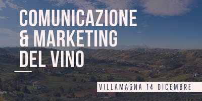 Comunicazione e Marketing del Vino