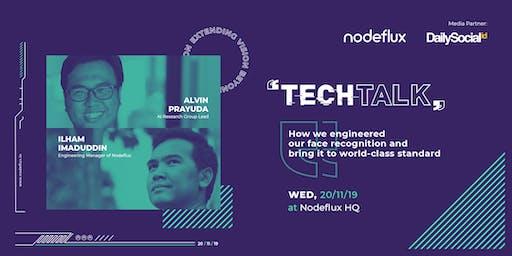 TechTalk, Nodeflux X Daily Social