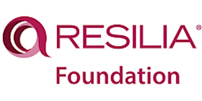 RESILIA Foundation 3 Days Training in Tampa, FL