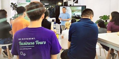 "Social Entrepreneurship @LaunchPad ""Silicon Valley of Singapore"" Tour #2 tickets"