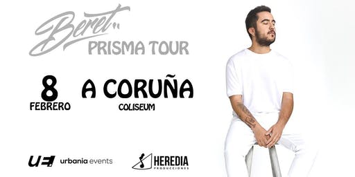 "Beret ""Prisma tour - Coliseum A Coruña"