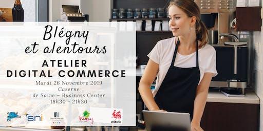 Blégny et alentours  | Atelier Digital Commerce