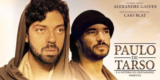 Cine Espírita - Paulo de Tarso (Sábado)