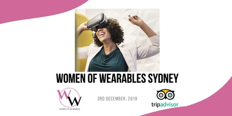 Women of Wearables Sydney - Wearables and fashion tickets