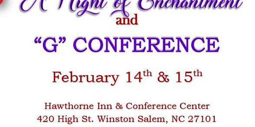 A Night of Elegance and  G Conference