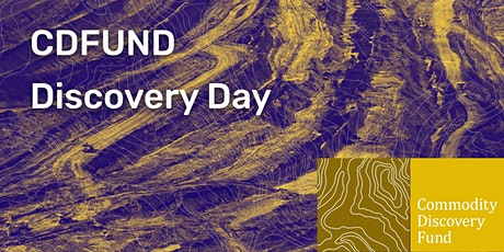 CDFund Discovery Day tickets