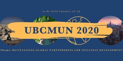 UBCMUN 2020