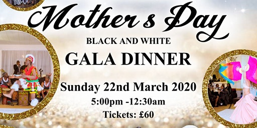 Annual Mother's Day Gala Dinner