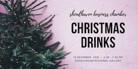 SBC Christmas Drinks tickets