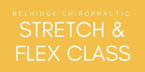 Stretch And Flex with Dr Emily and Dr Brendan