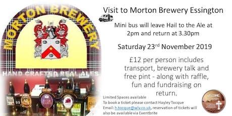 Morton (Essington) Brewery Trip tickets