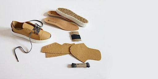 Taller Starlei. Diseña y cose tus propias zapatillas.