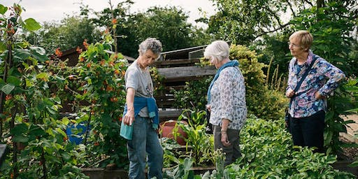 St Ann's Allotments Heritage Talk