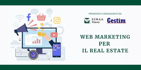 Web Marketing per il Real Estate biglietti