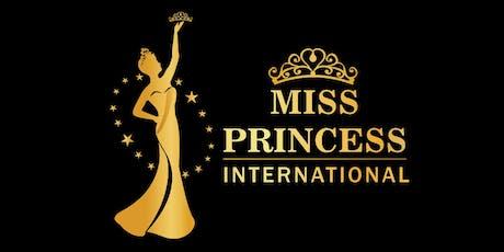Miss Princess International 2020 (SwimSuit  Round) Day 2 tickets