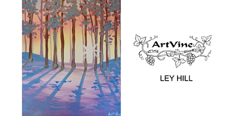 ArtVine, Sip and Paint in Chesham, 23rd January 2020 tickets