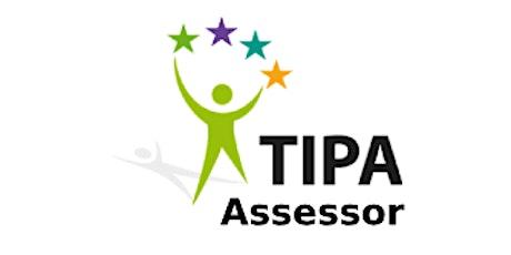 TIPA Assessor 3 Days Training in Washington, DC tickets