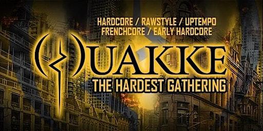 Quakke 2020 - The Hardest Gathering (Xmas Ticket)