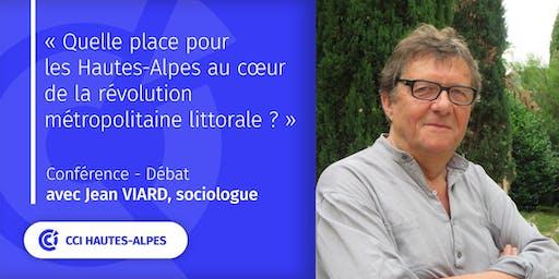 Conférence - Débat avec Jean VIARD