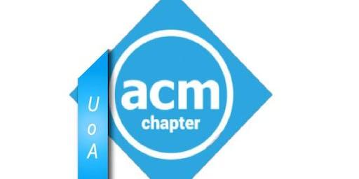 Open-Source Presentation UoA ACM Student Chapter