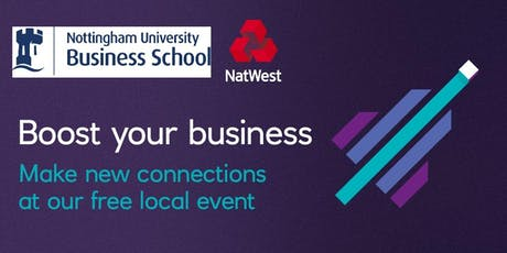 Technology, Start-Ups and Linking with Universities: Lessons Learnt #NatWestBoost tickets
