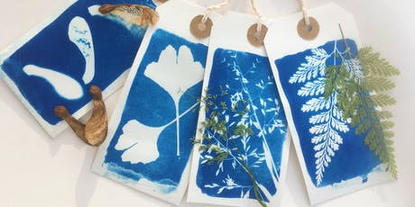 Christmas Cyanotype Workshop / Gweithdy Syanoteip y Nadolig tickets