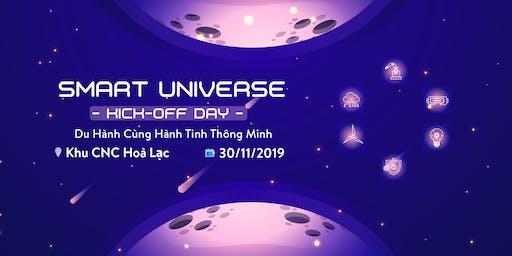 Trải nghiệm Smart Universe Kick-off Day