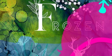 ★  Frozen: The Snow Queen: Framed Mixed Media Art workshop for children   tickets