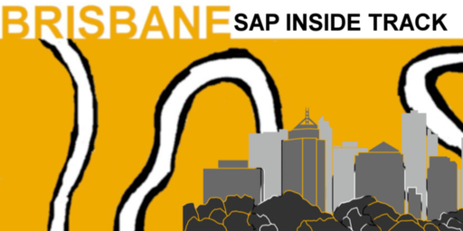 SAP Inside Track Brisbane November 2019