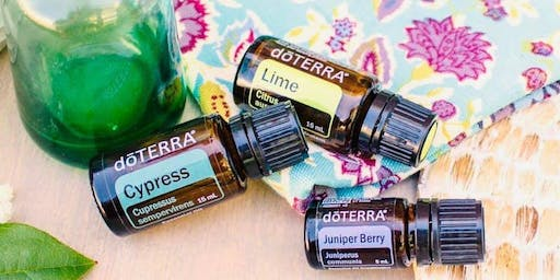 Essential Oils Make and Take