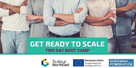 Get Ready to Scale - Start the New Year with a bang and make 2020 your best year yet! tickets
