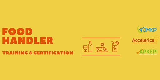Accelerice Food Handler: Training & Certification
