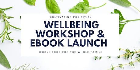 Wellbeing Workshop & eBook Launch tickets