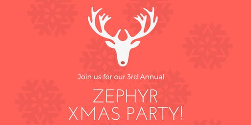 Zephyr Xmas Party