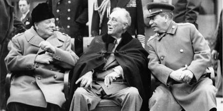 Roskill Lecture: Yalta at 75 by Professor David Reynolds tickets