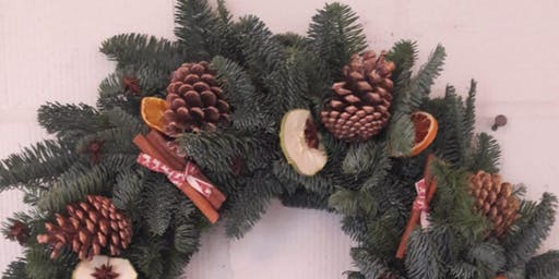 Christmas Wreath Workshops - extra classes!