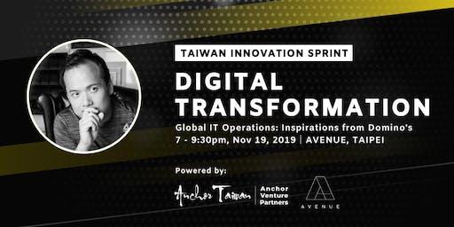 Digital Transformation - Inspirations from Domino's
